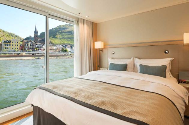 river cruise stateroom for seniors
