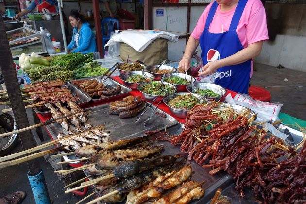 street food in mekong region mekong river cruise tours